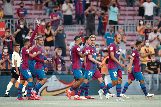 Read more about the article M88.one – Soi Kèo Athletic Bilbao vs Barcelona, 03h00 ngày 22/08