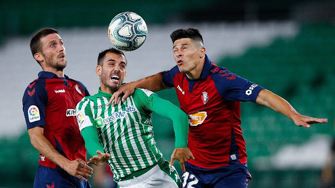 Read more about the article M88.one – Soi Kèo Osasuna vs Real Betis, 00h30 ngày 24/09