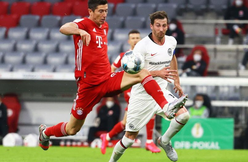 You are currently viewing M88.one – Soi Kèo Bayern Munich vs Eintracht Frankfurt, 22h30 ngày 03/10