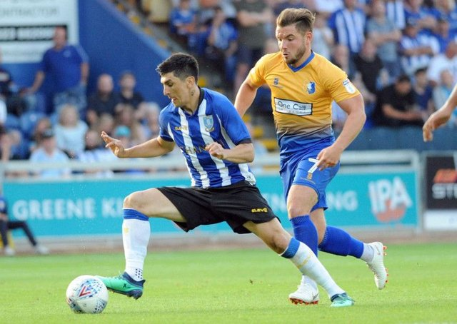 You are currently viewing M88.one – Soi Kèo Mansfield Town vs Sheffield Wednesday, 1h ngày 6/10
