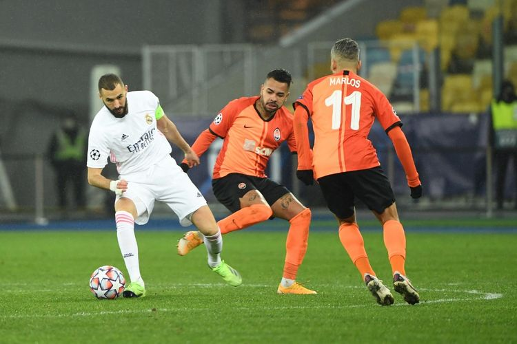 Read more about the article M88.one – Soi Kèo Shakhtar Donetsk vs Real Madrid, 2h ngày 20/10